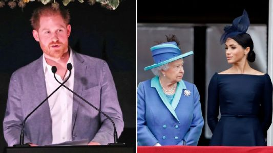 What Prince Harry's speech reveals about decision to step down from Royal Family