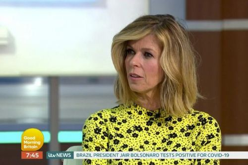 Kate Garraway begs doctors to let her see husband Derek after months without him