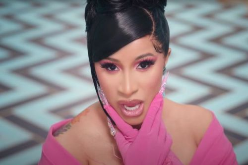 Cardi B spent $100K on Covid tests so stars could writhe about in WAP video