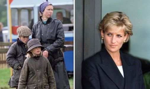 Royal feud:Why Zara Tindall was at centre of row between Diana and Anne