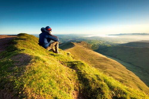 Hiking workouts aren't just good for your body - they're good for your mind, too