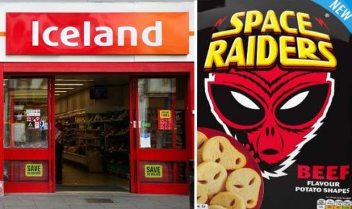 Iceland launches frozen crisps range that includes Space Raiders and Hula Hoops