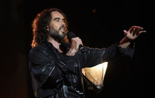 """Russell Brand accused of """"mansplaining"""" feminism following 'WAP' critique"""