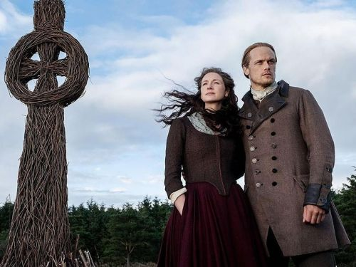 Outlander Season 5: the filming locations around Scotland you can see in the new series of the time travel drama