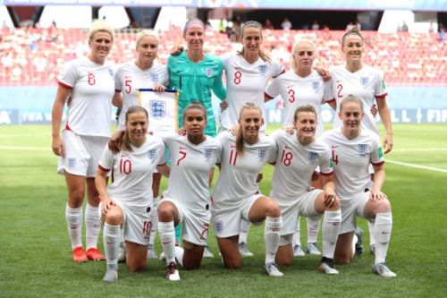 6 Reasons We're Championing England's Lionesses In The Women's World Cup Quarter-Final