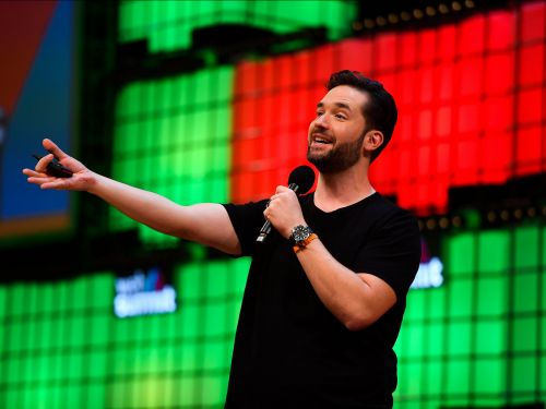 Reddit cofounder Alexis Ohanian says there's an especially 'frightening' difference between the lives of rich and non-rich people in America