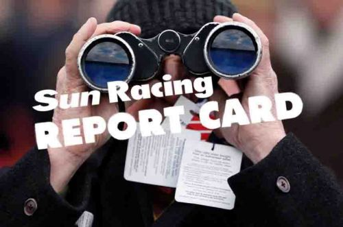 York report card and racing results: A future Guineas hope in the Gimcrack, a staying superstar in the Lonsdale and a 33-1 shock in the opener