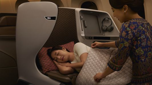 SIA to fly B787-10 Dreamliner to Chennai