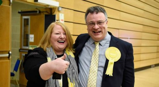Northern Ireland election results live: Big win for Alliance as Stephen Farry beats DUP in North Down