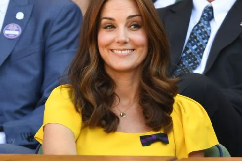 Kate Middleton's brooch at Wimbledon Men's Final had a special meaning behind it