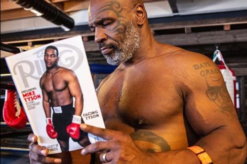 Mike Tyson vs Roy Jones Jr fight date, undercard, UK TV channel and start time