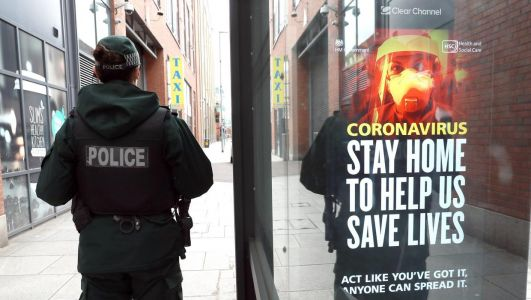 Northern Ireland Covid cases surpass 100,000 as another 14 people die