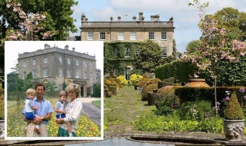 Take a private garden tour at Highgrove House where Prince William and Harry played as kid