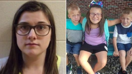 Selfish driver who killed three young siblings getting off bus demands to be freed from jail