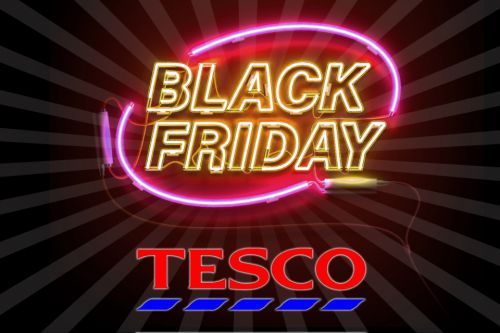 Tesco Black Friday deals 2020 include £50 off a Nintendo Switch