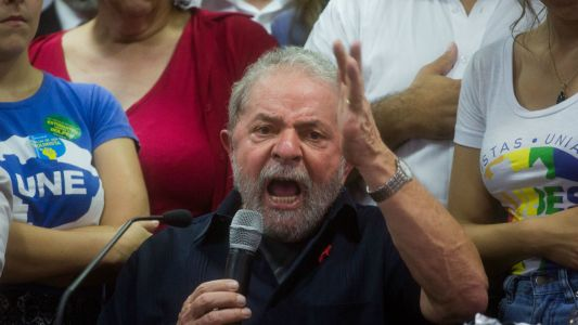 Brazil elections: 'Lula' nominated for president from prison