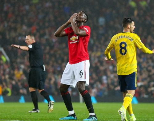 Mino Raiola claims Manchester United failed to match Paul Pogba's ambition & provides injury update