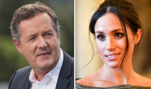 Piers Morgan rips into Meghan and Harry over new Archewell brand name - 'give zero f****'
