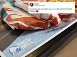 Taco Bell hit by nationwide ingredient shortages as the industry grapples with supply constraints