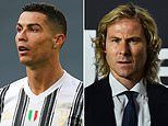 Cristiano Ronaldo will STAY at Juventus according to club vice-president Pavel Nedved