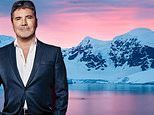 Simon Cowell reveals he's launching a new talent show in ANTARCTICA