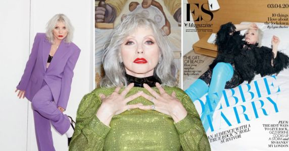 Debbie Harry's heroin addiction was a 'drag' due to effort needed to track it down