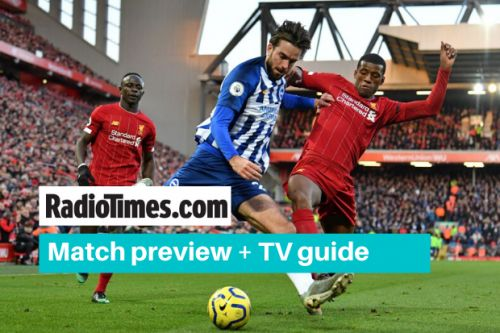 What channel is Brighton v Liverpool on? Kick off time, live stream and latest team news