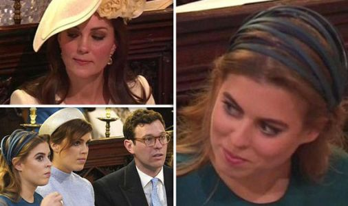 Royal Family's hilarious reactions to US Reverend's sermon at Harry and Meghan's wedding