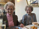 Identical twin sister Lilian, 96, brands Boris a 'w****r' over handling of Covid crisis