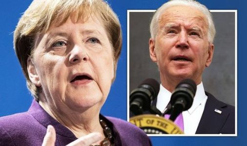 Angela Merkel braced for explosive row with Joe Biden over EU-backed Russia sanctions