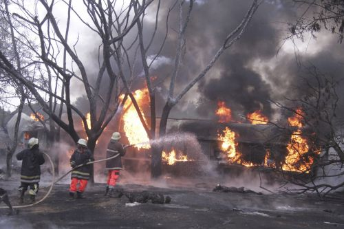 A fuel tanker explosion killed more than 60 people and injured dozens in Tanzania