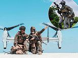 US Marines are running island-hopping exercises over fears of a future war with China