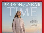 Greta Thunberg is named Time's 2019 Person of the Year