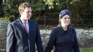 Royal fans think they already know what Princess Eugenie will call her baby