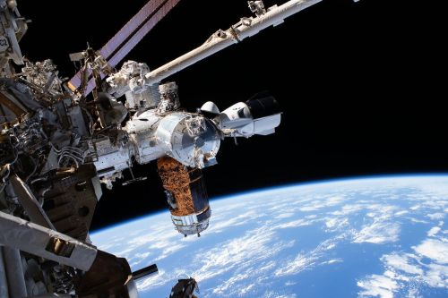 "Behnken describes spacewalk views of Crew Dragon as ""just awesome"""