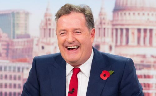 Piers Morgan finally confirms new job with NewsUK's TV channel