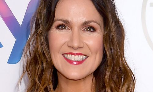 GMB's Susanna Reid gets Kate Middleton's hairdresser to transform her hair