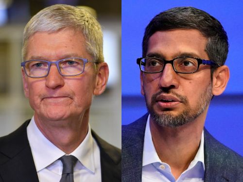 Google worked as '1 company' with Apple, paying the iPhone maker up to $12 billion for a search engine deal that disadvantaged competitors, US antitrust suit claims