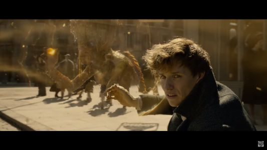 Fantastic Beasts: The Crimes of Grindelwald trailer appears to have a cameo from Groot