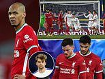 Liverpool: Patrick Bamford reveals how Fabinho kept shouting at a 'tired' Reds defence