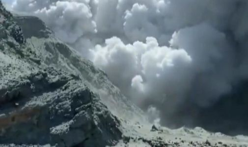 New Zealand volcano: Fears of new eruptions on island where eight people are still missing