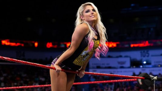 WWE's Alexa Bliss spills on embarrassing dating moments and her secret 'crush book'
