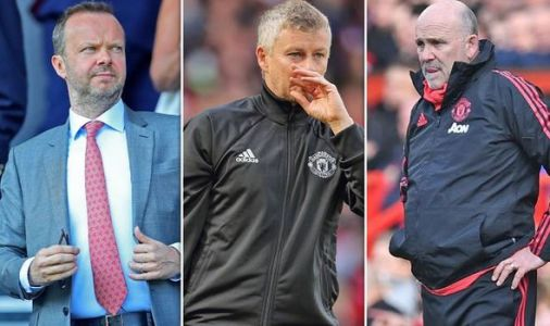 Man Utd transfer news: Ole Gunnar Solskjaer, Mike Phelan and Ed Woodward had urgent talks
