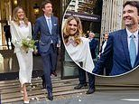 Russian model Natalia Vodianova marries billionaire fiancé Antoine Arnault in intimate ceremony