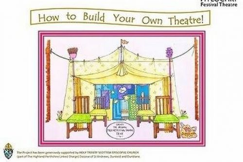 Pitlochry Festival Theatre offers online book to make your own stage at home
