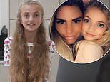 Katie Price and Peter Andre's daughter Princess, 13, officially launches her own YouTube channel