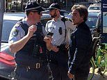 John Ibrahim accused of supervising a learner driver not showing L plates