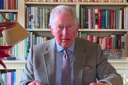 Prince Charles breaks silence on suffering from coronavirus in powerful video