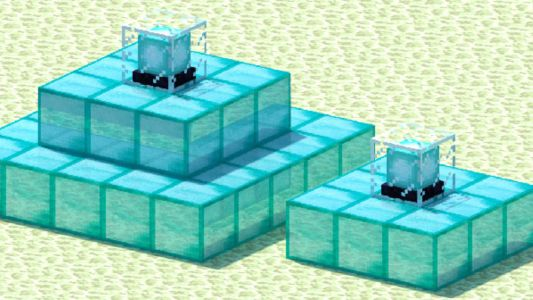 Minecraft beacon crafting: how to light a beacon in Minecraft