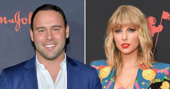 Scooter Braun finally speaks out about 'toxic division' with Taylor Swift following record label row